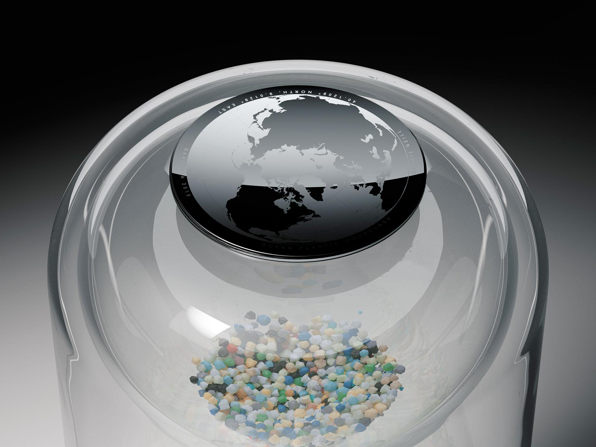 Московский музей дизайна: невероятный пластик на выставке экодизайна