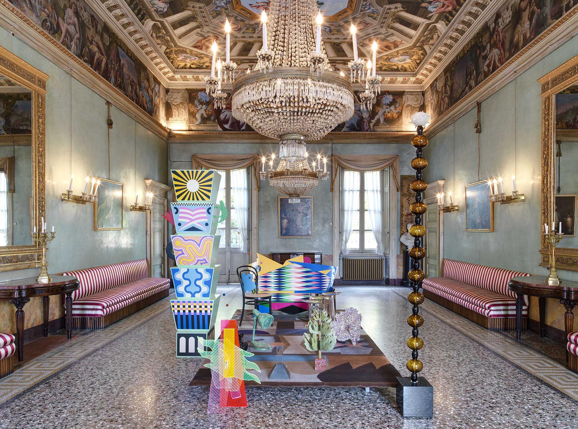 Designers for Bergamo: онлайн-проект с участием 20 звезд итальянского дизайна