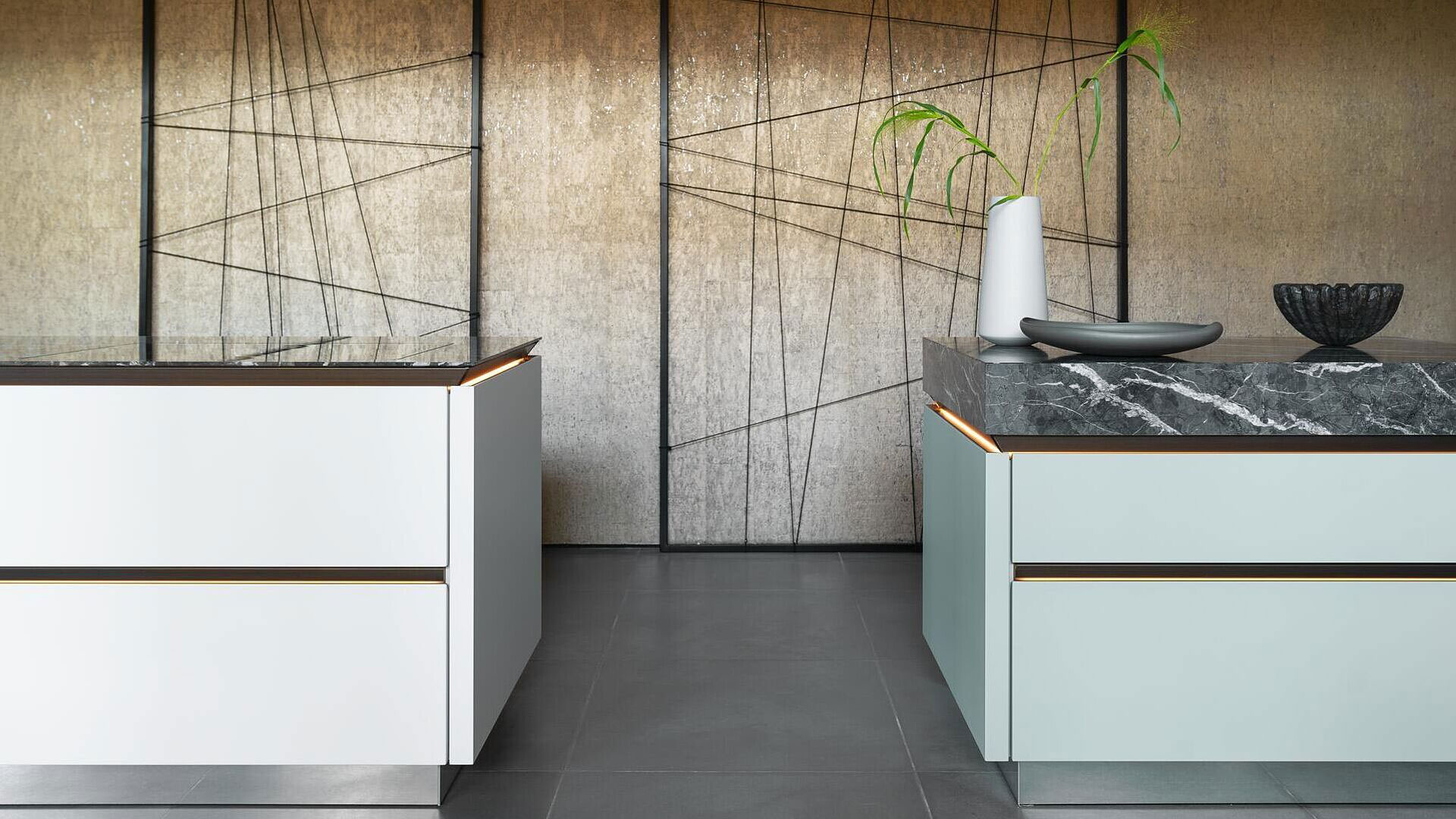 Тренды 2020/2021: кухня SieMatic SLX Pure