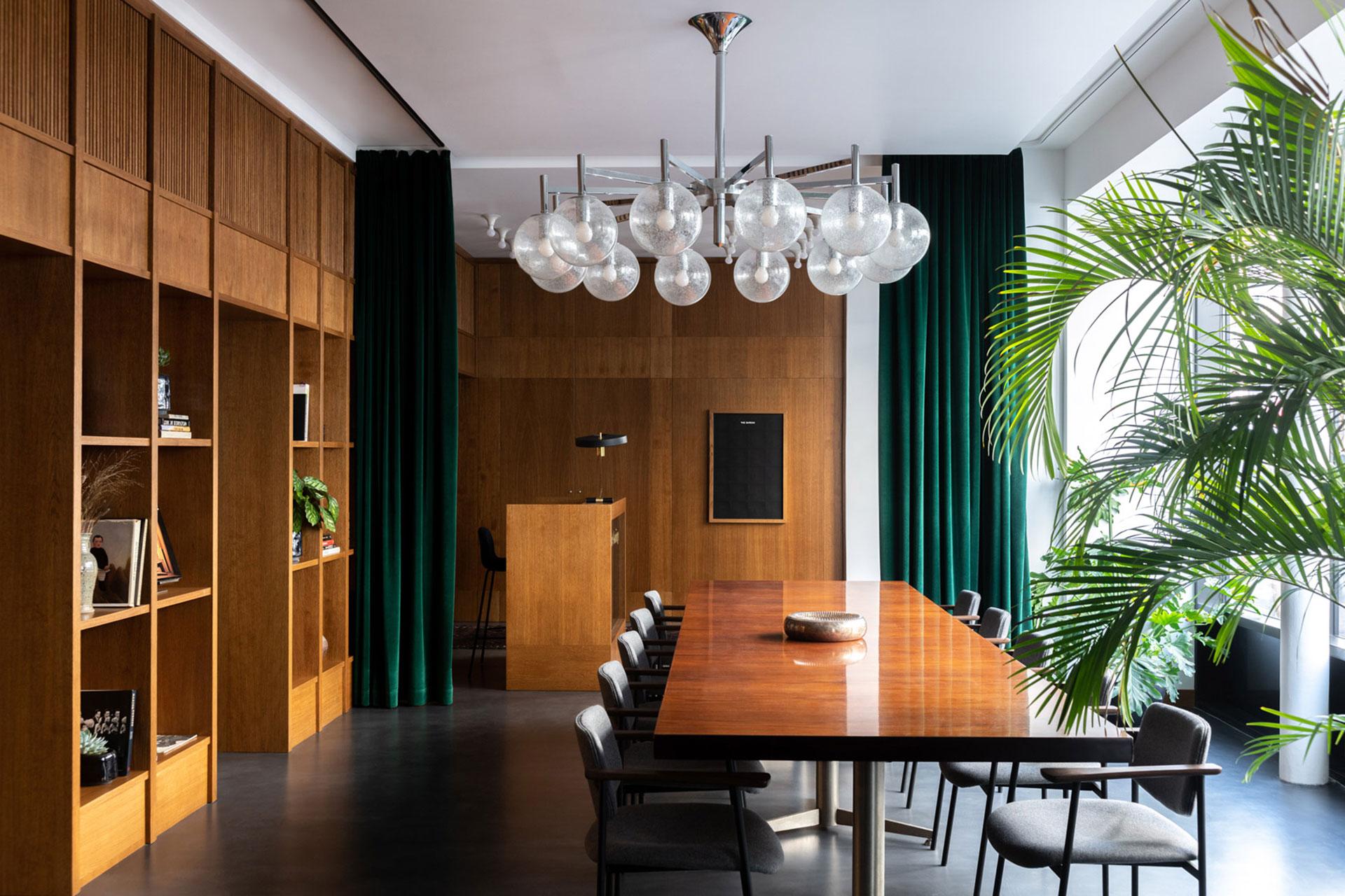 Franklin Azzi Architecture: новый парижский коворкинг