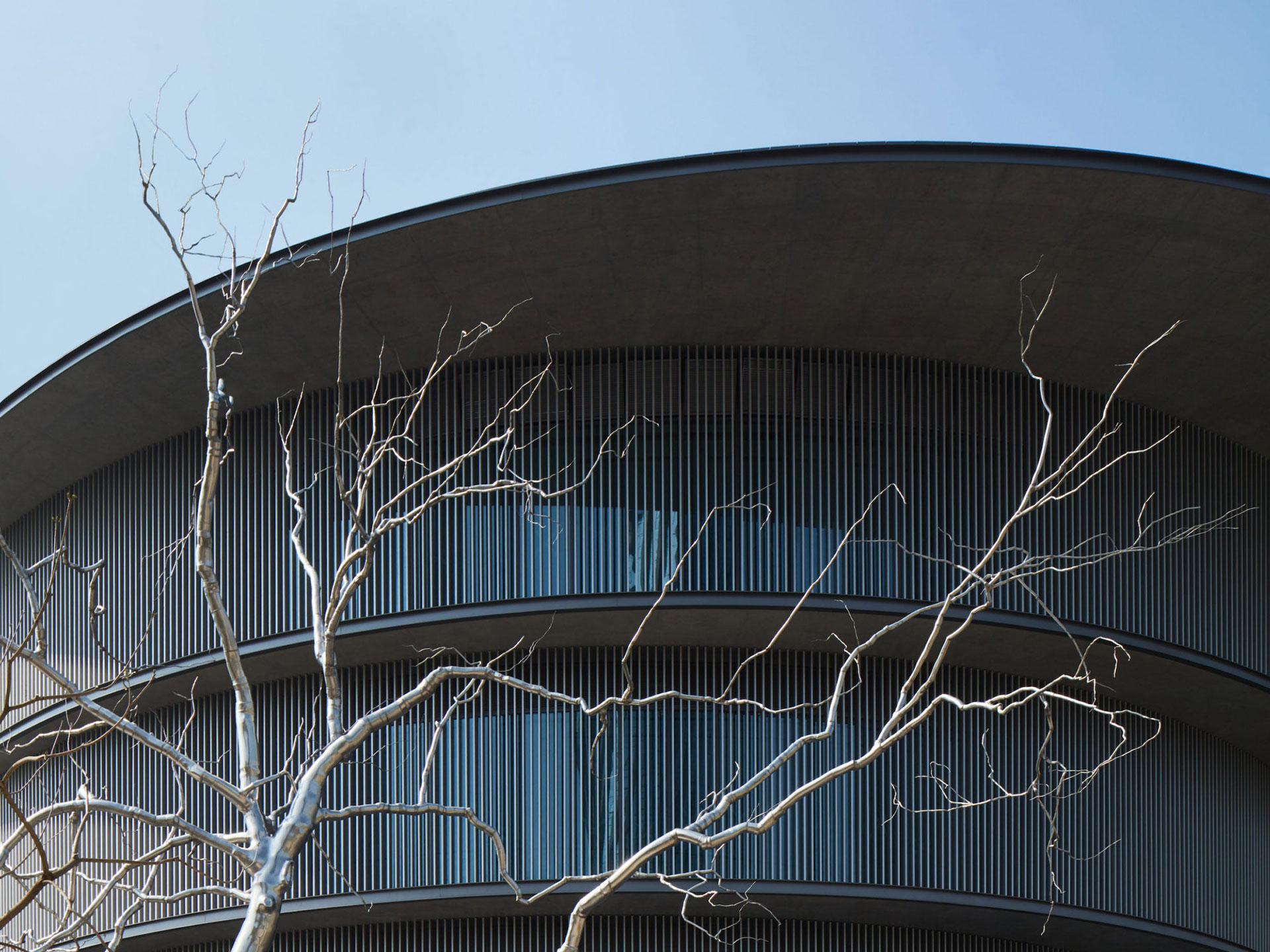 Музей HEM по проекту Тадао Андо