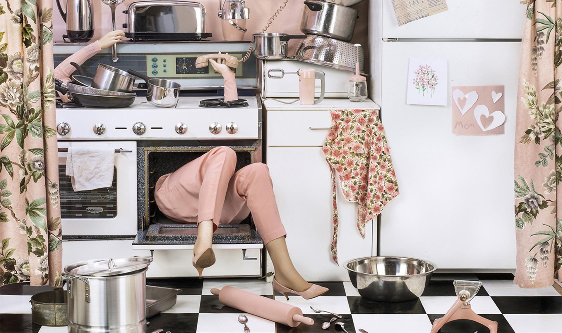 Женщины и декор: серия фотографа Пэтти Кэрролл