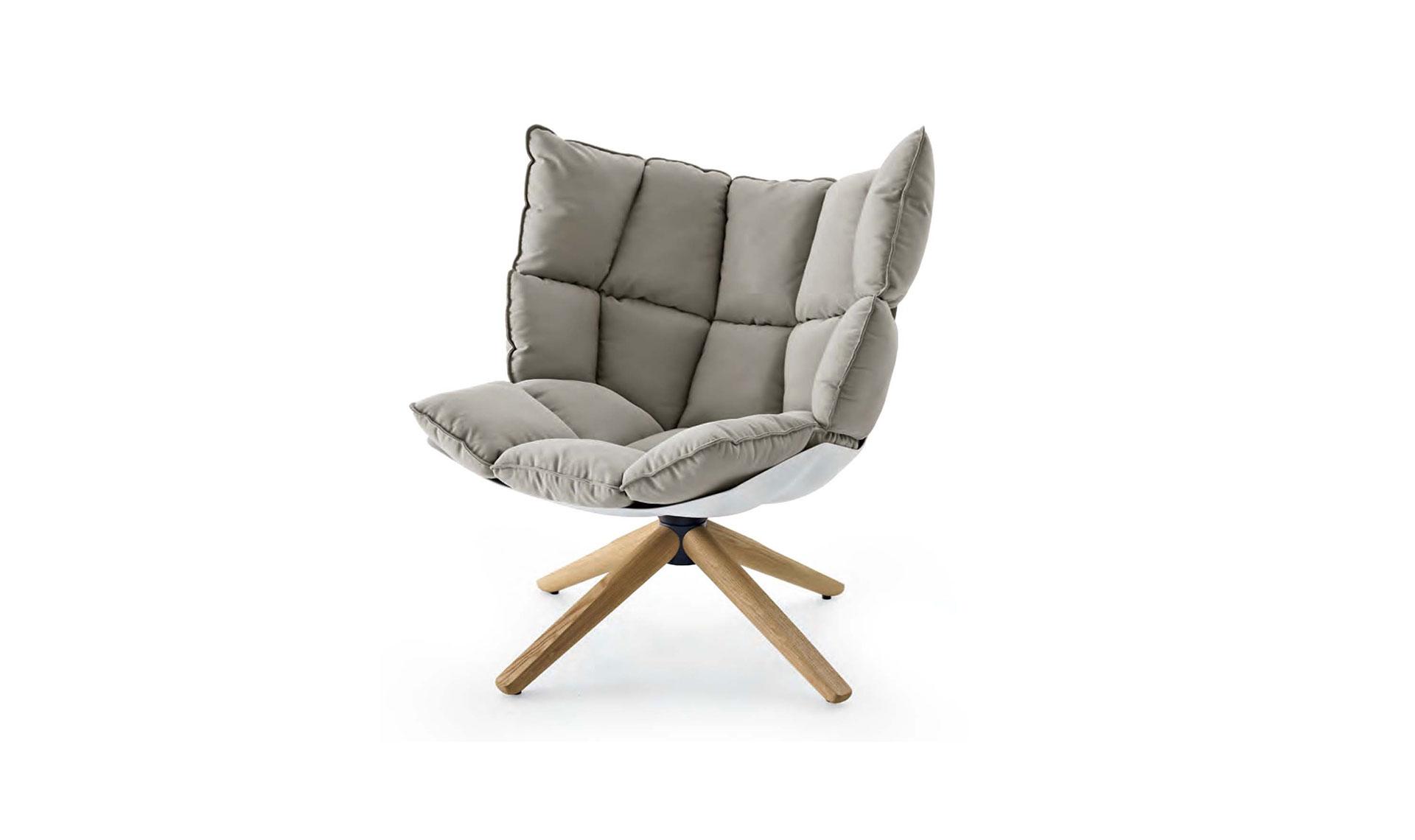 100 лет дизайна: кресло Husk Патрисии Уркиолы