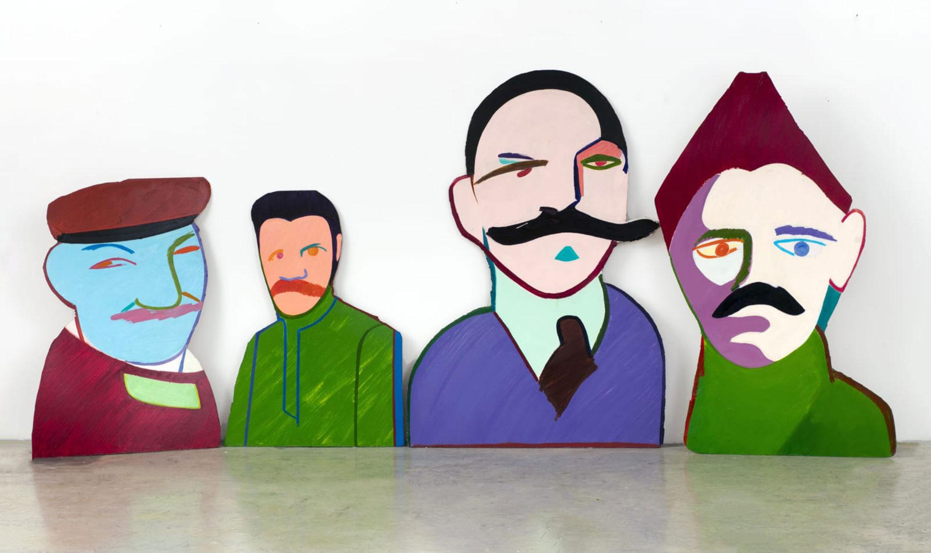 Юбилей Ovcharenko: российское искусство за 30 лет