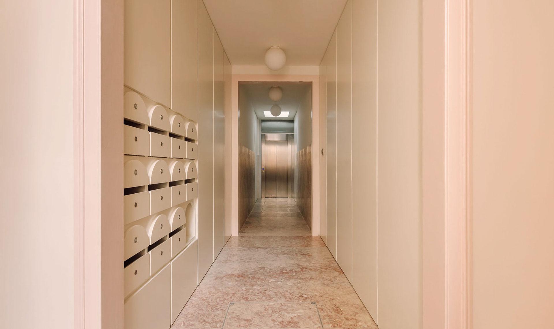 rar.studio: реконструкция жилого здания в Лиссабоне