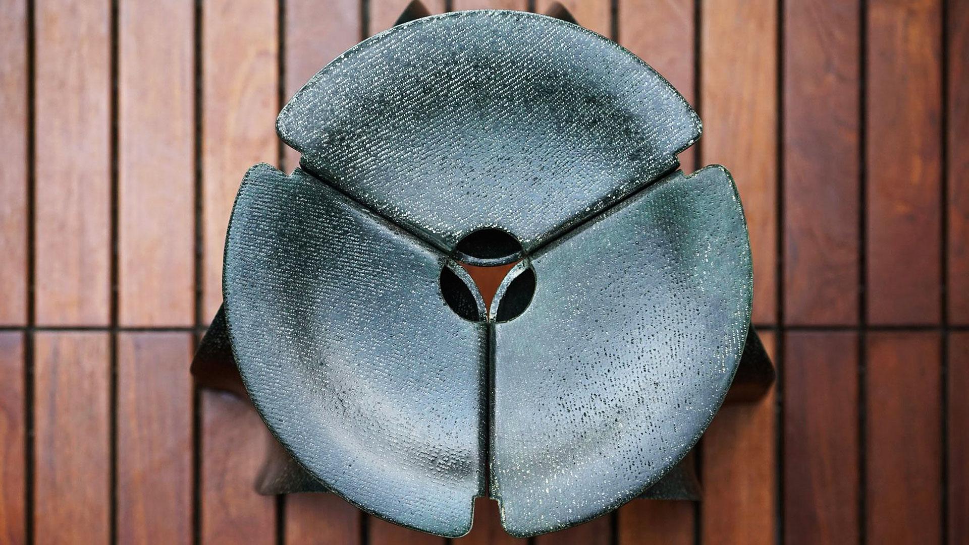 Биоразлагаемый стул Triplex