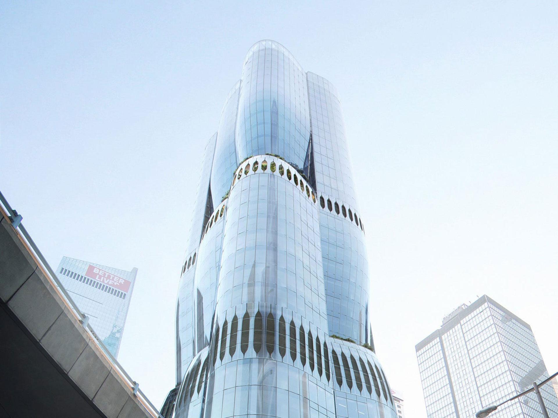 Zaha Hadid Architects построит небоскреб на самом дорогом участке земли в мире