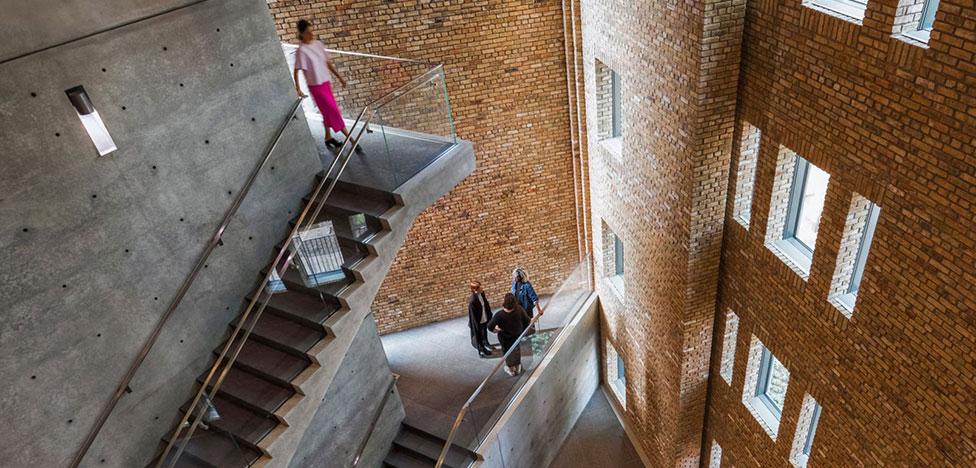 Архитектурный центр в Чикаго по проекту Тадао Андо