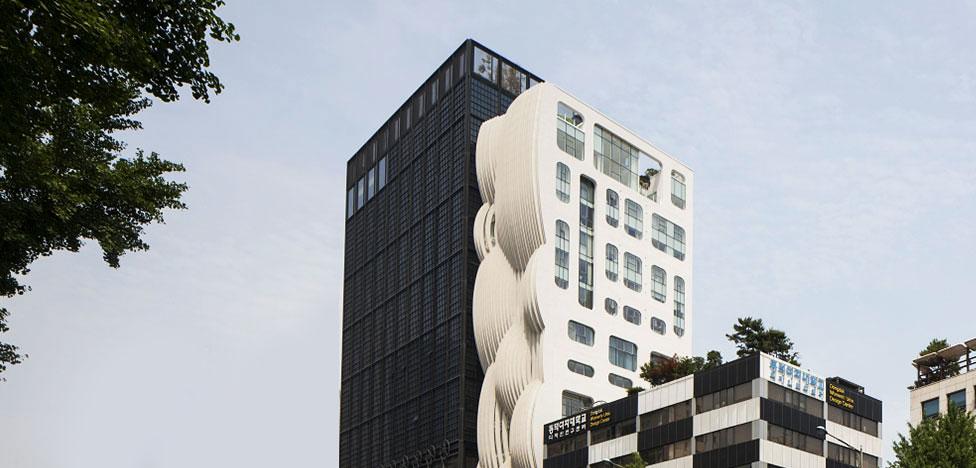Архитекторы Unsangdong: башня для новой культуры