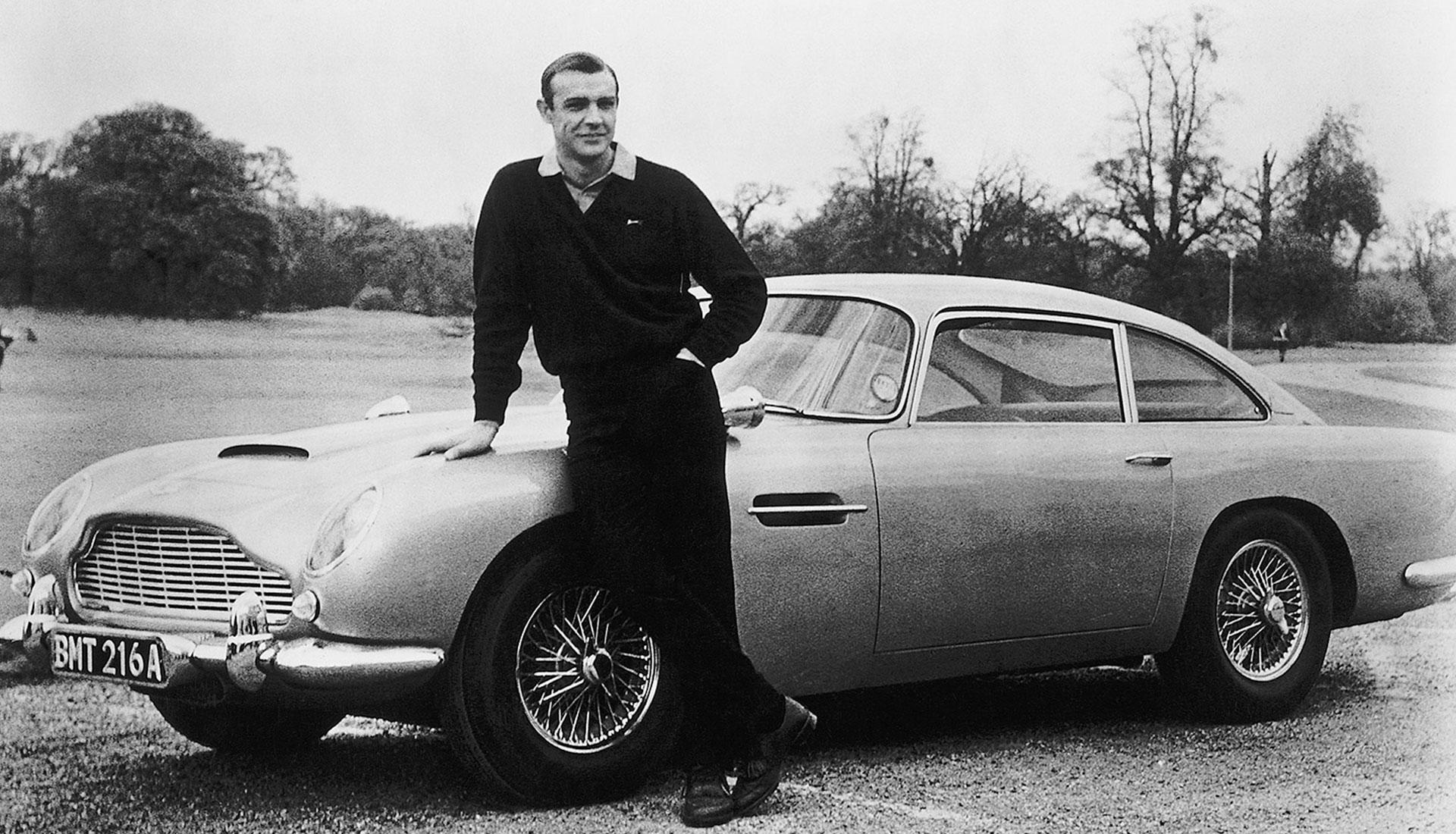 Aston Martin возобновляет выпуск бондомобиля