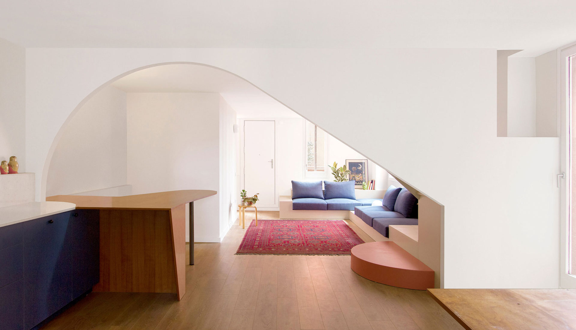 Bonell+Doriga: реконструкция дуплекса в доме Рикардо Бофилла