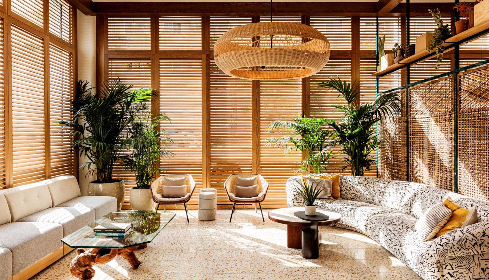 Studio Collective: реконструкция отеля в Лос-Анджелесе