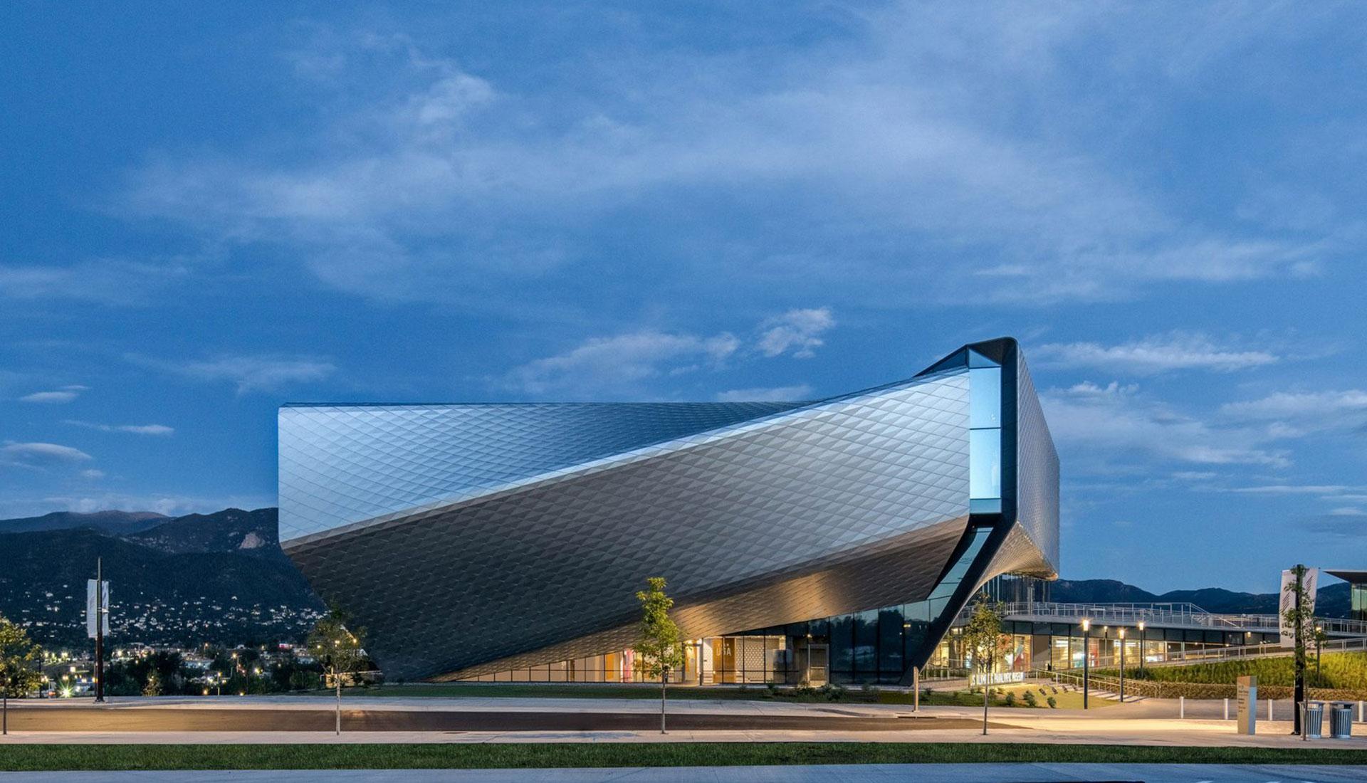 Diller Scofidio + Renfro: реконструкция музея в Колорадо-Спрингс