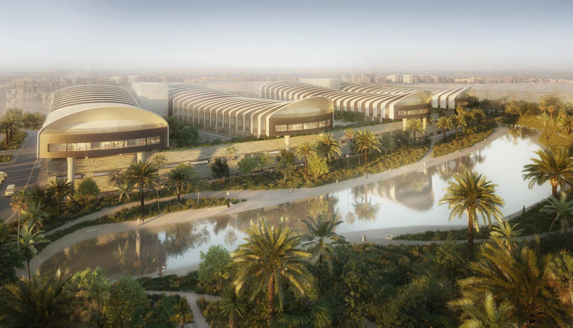 Архитекторы Foster + Partners построят кардиоцентр в Египте