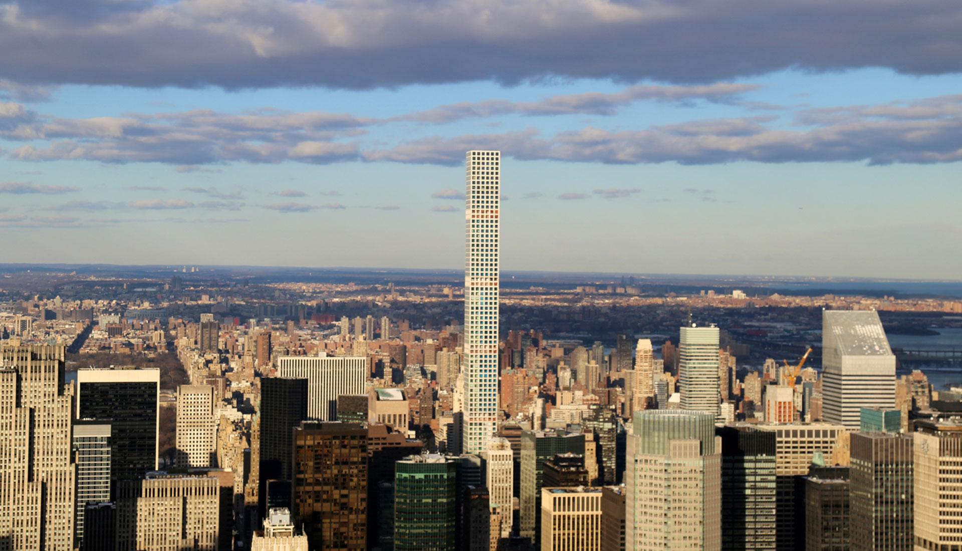 12 самых высоких зданий мира