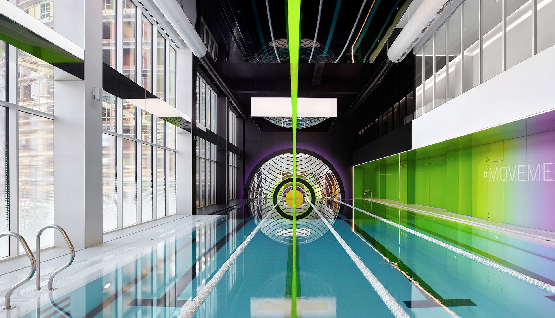 VOX Architects: фитнес-клуб в Екатеринбурге