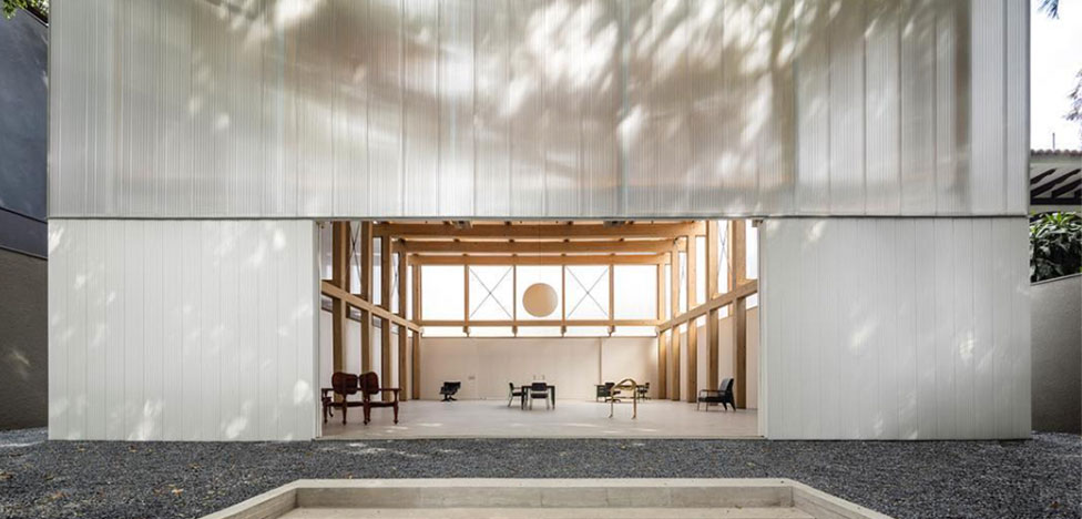 Марсио Коган: архитектор для галериста