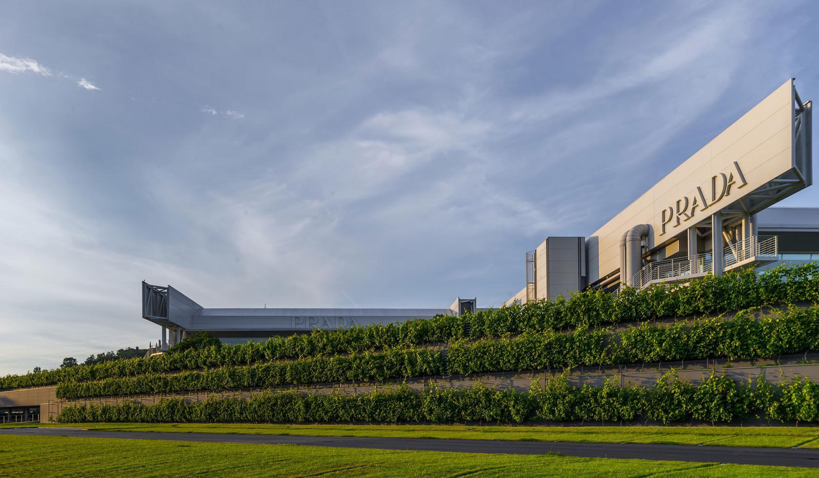 Prada в Тоскане: промышленная архитектура Гвидо Канали