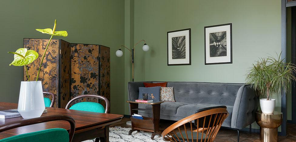 Квартира галериста по проекту PropertyLab+art