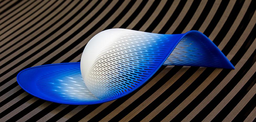 Шляпа от Zaha Нadid Architects