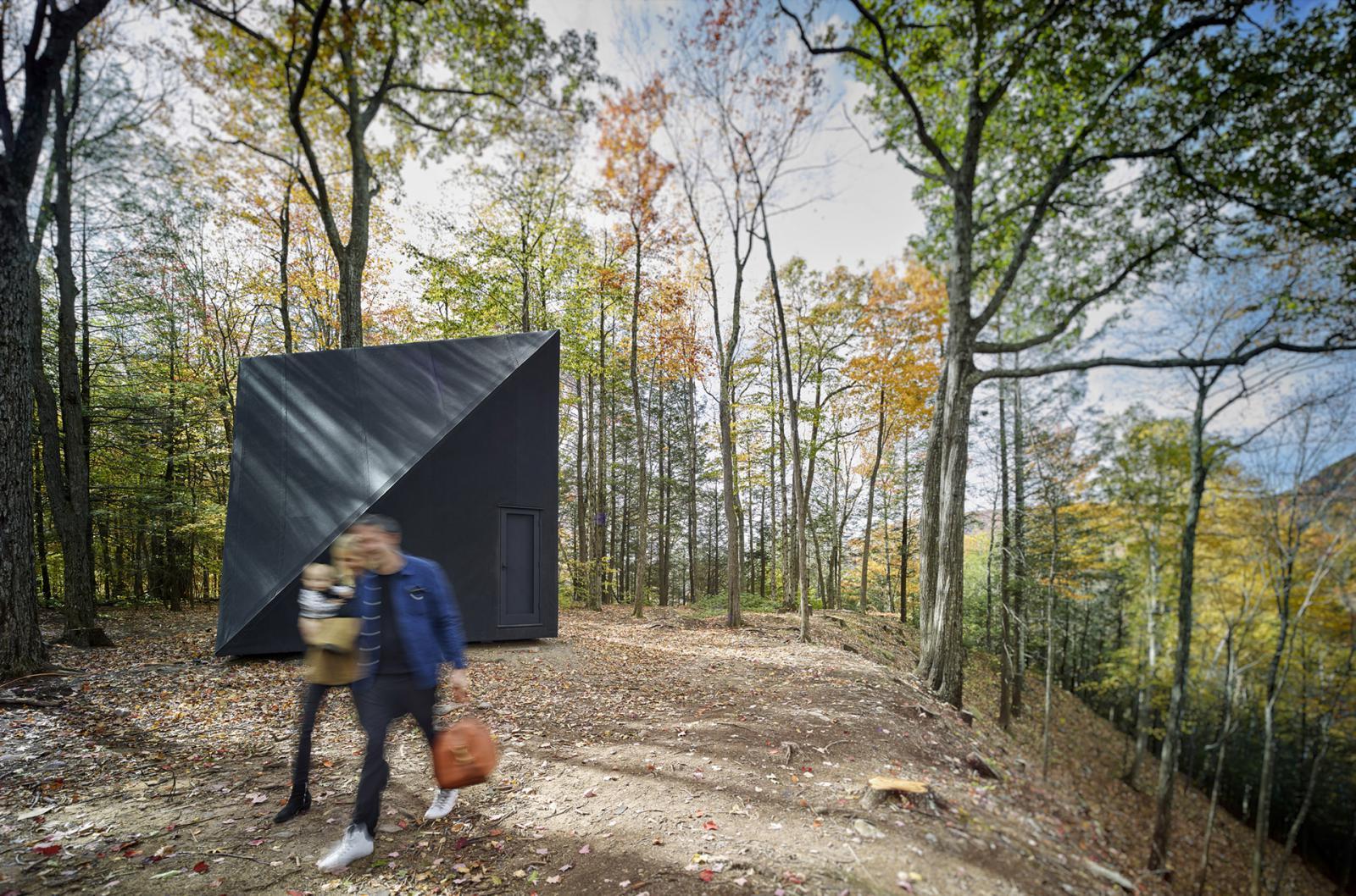 Архитекторы BIG создали дом-каюту