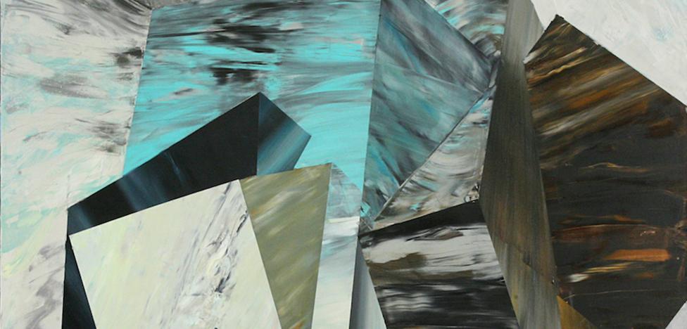Живопись Дарьи Семеновой на выставке «Грани»