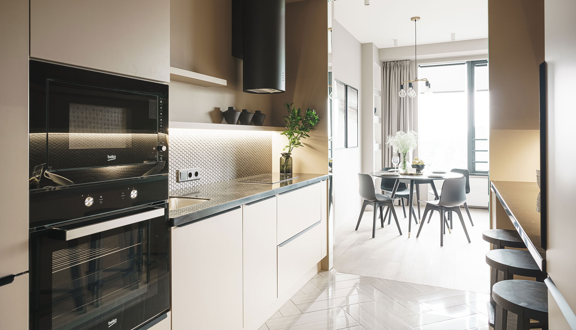 Дизайн маленькой квартиры фото