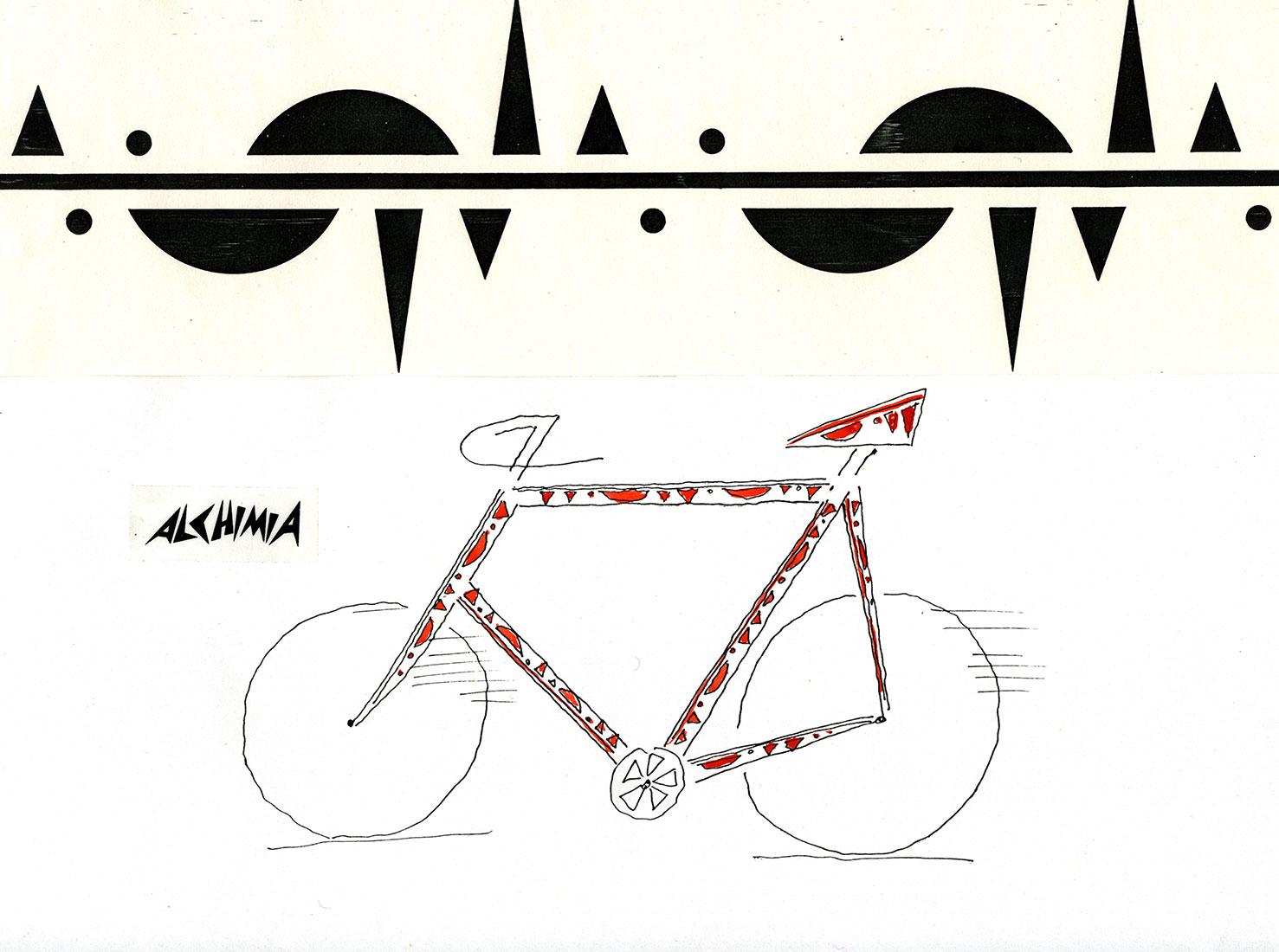 Выставка велосипедов фото
