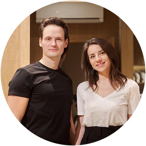 Дарья и Леонид Соловьевы фото