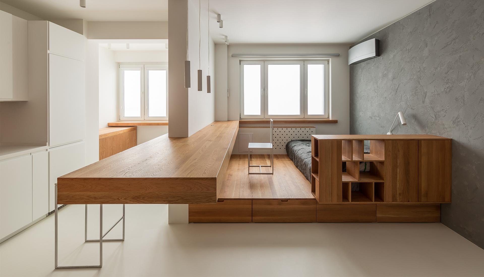 маленькие квартиры фото