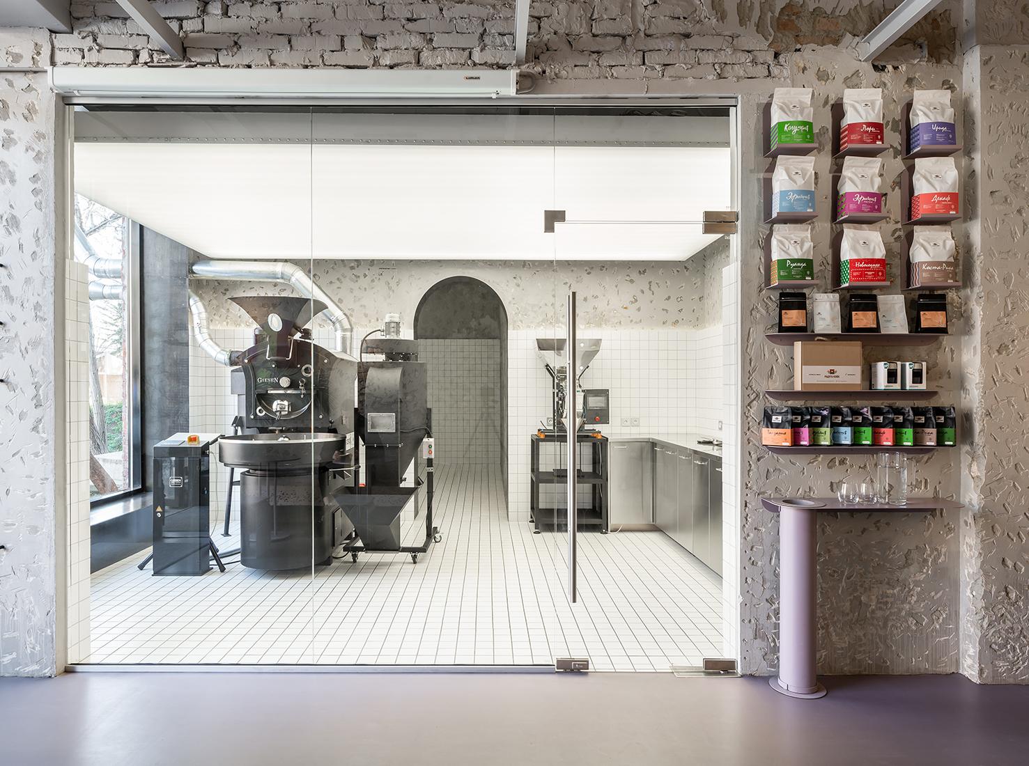 Кофейня Радуга в Краснодаре фото
