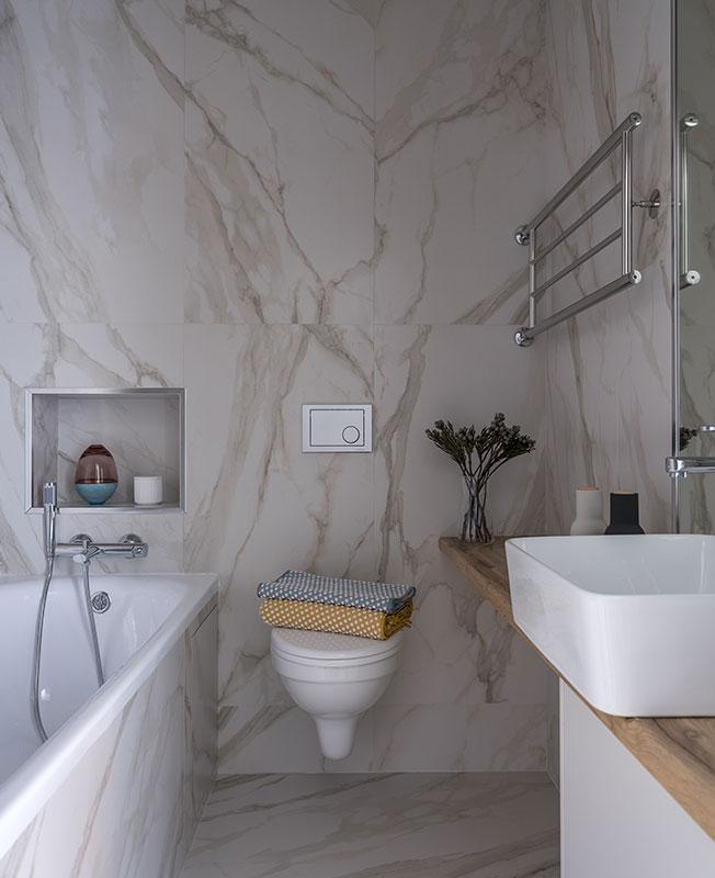 дизайн маленькой ванной фото