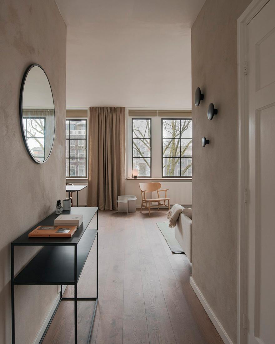 квартира в амстердаме
