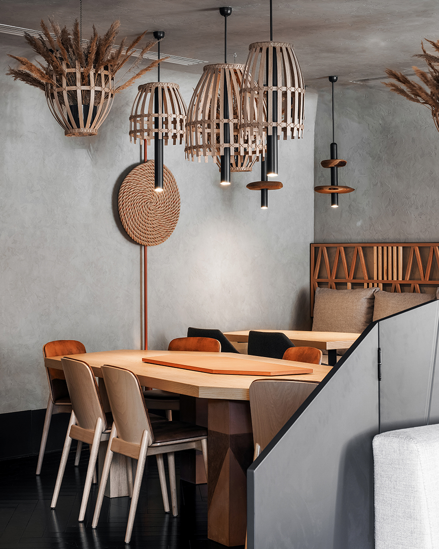Ресторан Hunt Петербург фото