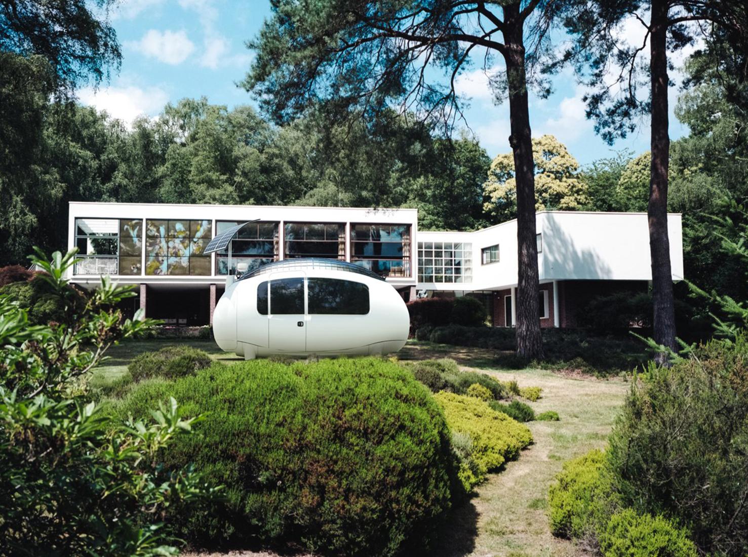 Ecocapsule Space фото