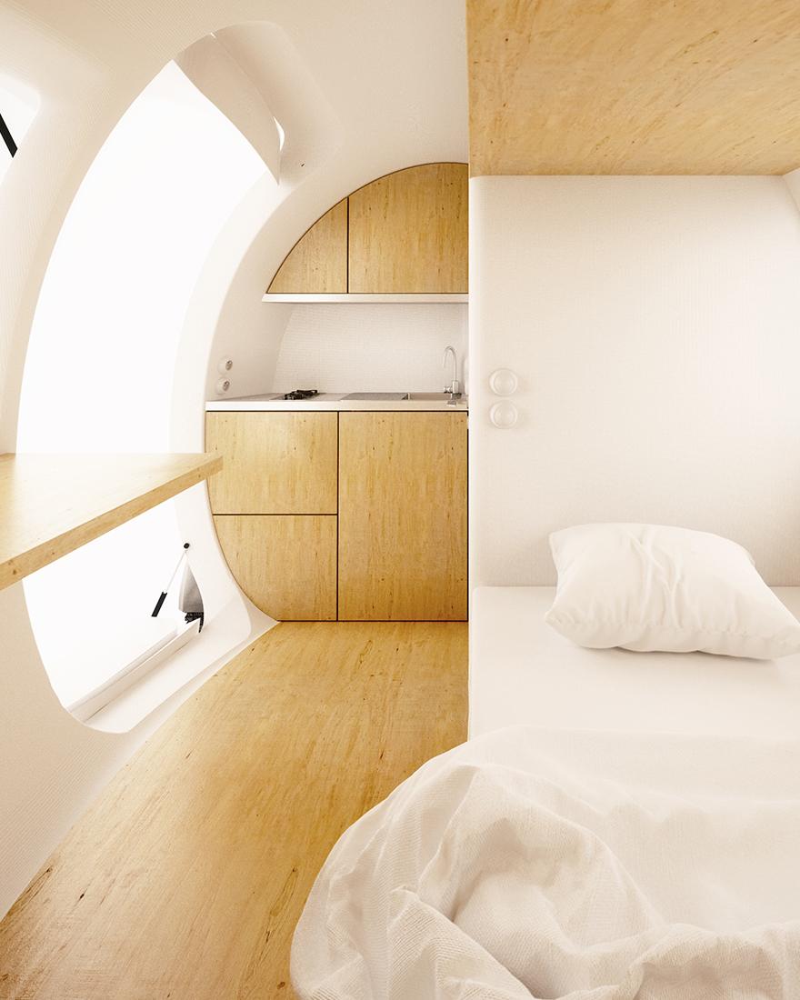 Автономное жилье фото