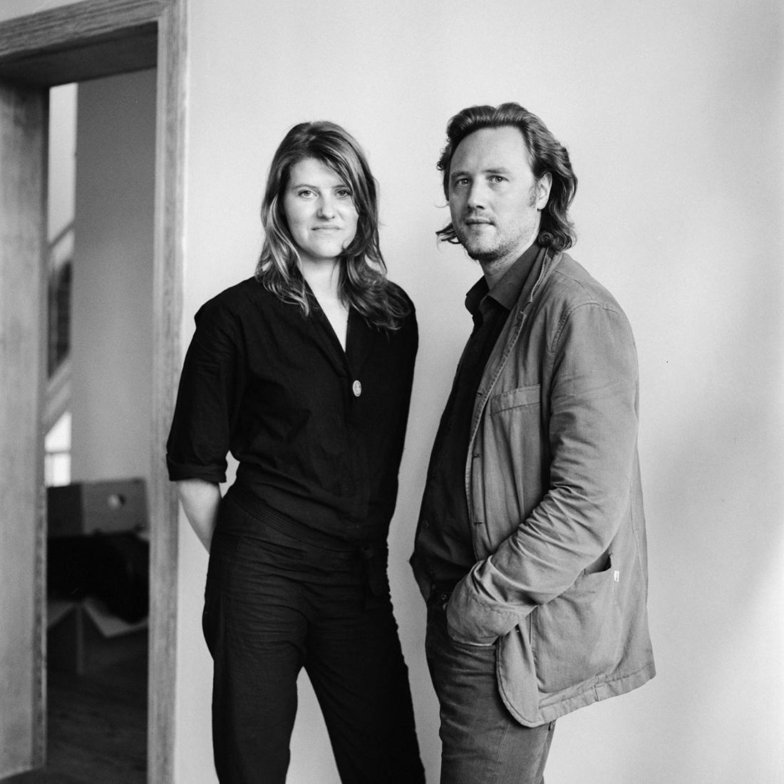 Фиен Мюллер и Ханнес Ван Северен фото