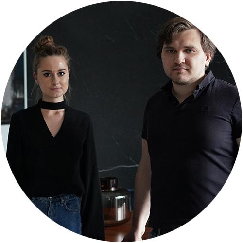 Максим Пучков и Екатерина Торопова фото