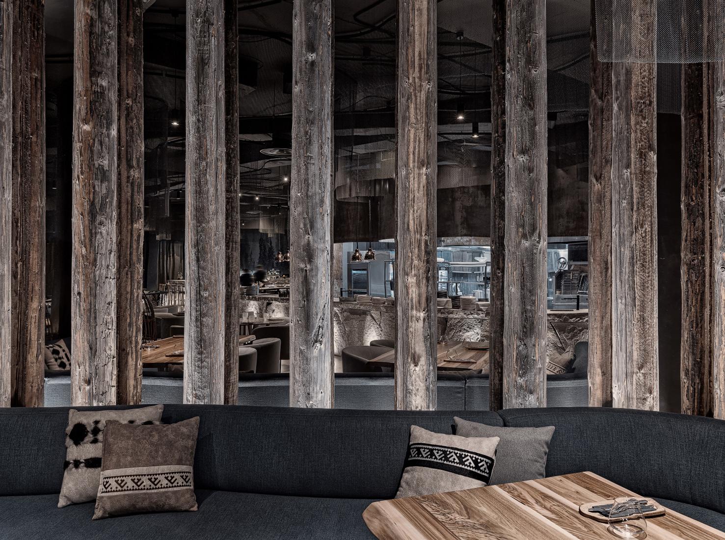 Ресторан Тунгуска фото