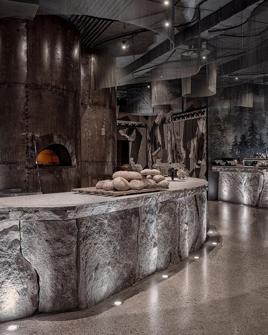 Ресторан Тунгуска в Красноярске фото