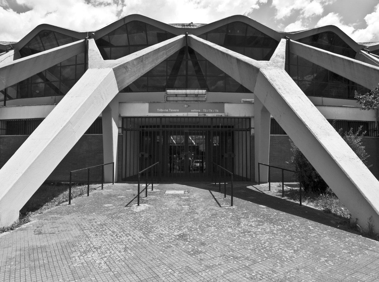 Пьер Луиджи Нерви здания фото