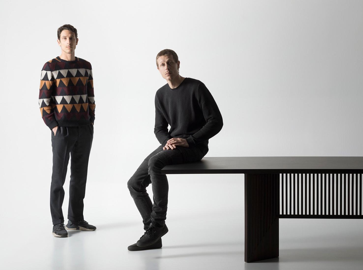 Франческо Меда и Давид Лопес Кинкосес фото
