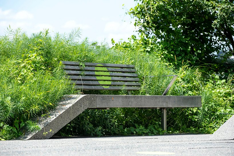 Парк Хай-Лайн фото
