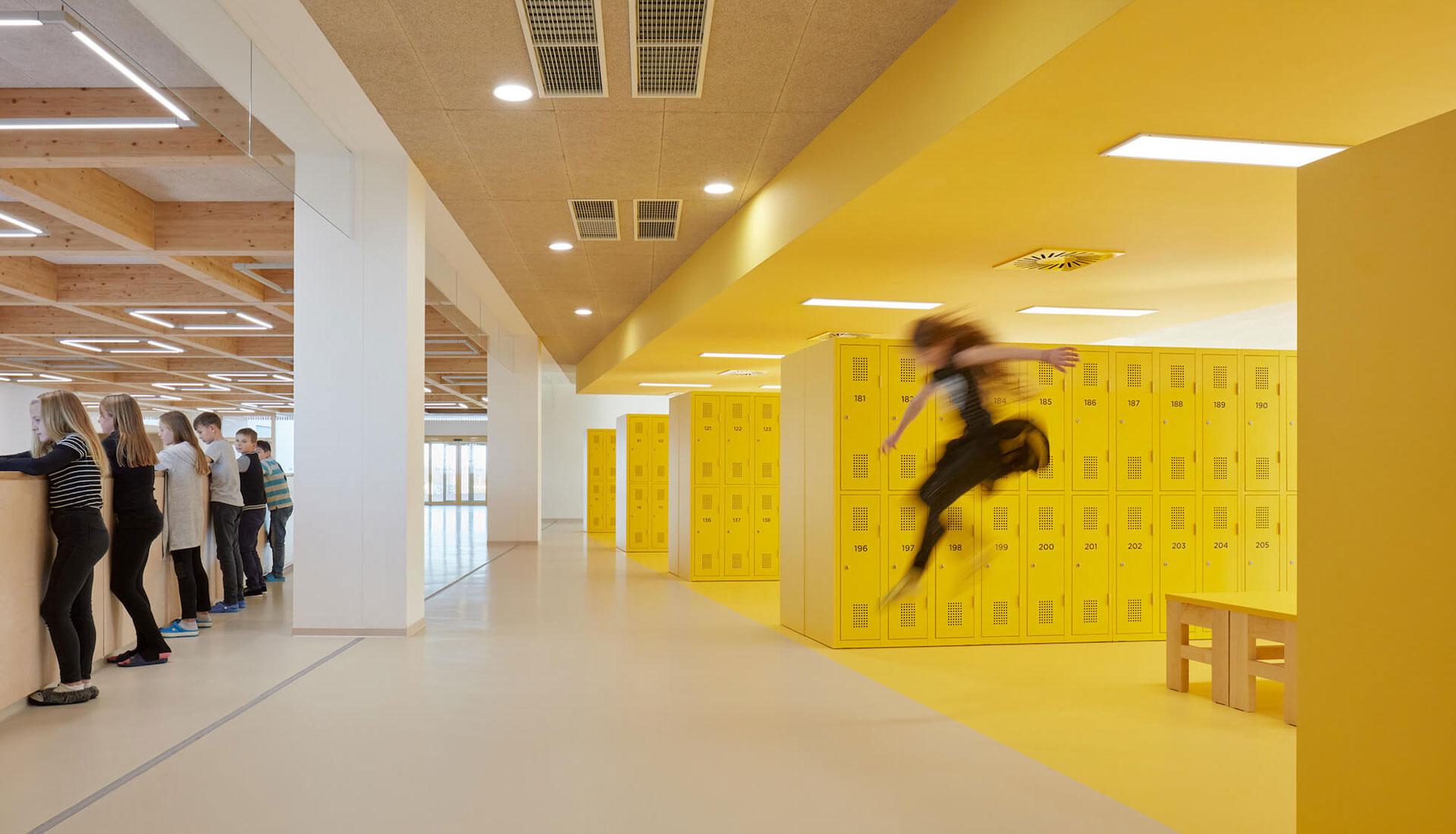 Современная школа фото