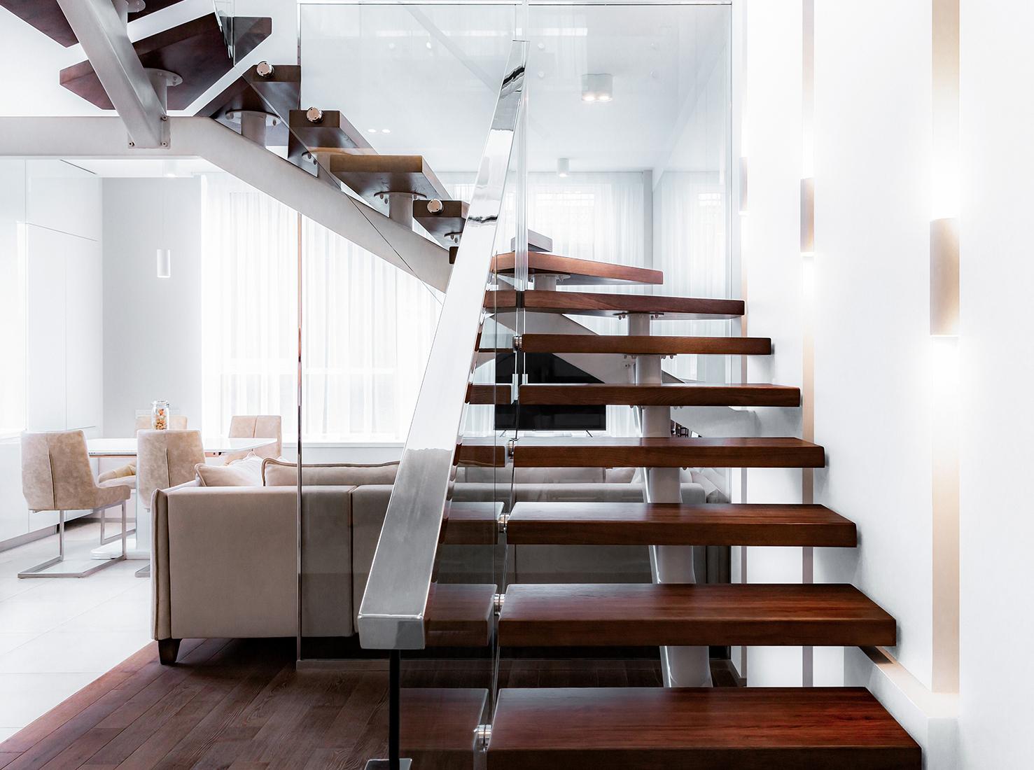 Двухэтажная квартира фото