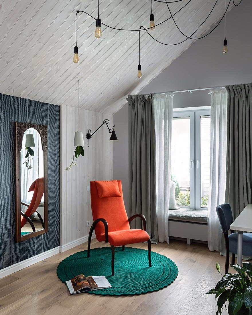 Дизайн загоодного дома фото