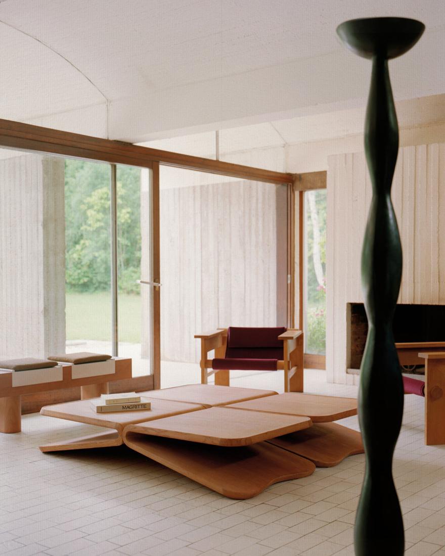 Вилла с инсталляцией Джеймса Таррелла выставлена на продажу