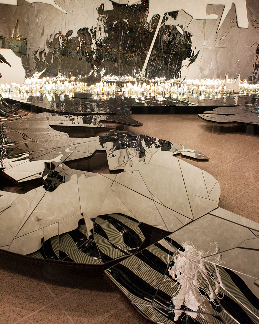 Выставка Ли Бул фото