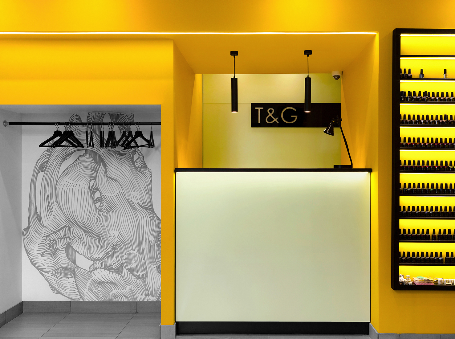 T& G Nails Boutique фото