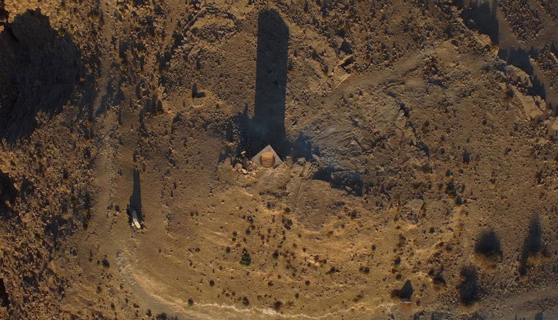 Архитектура в пустыне фото